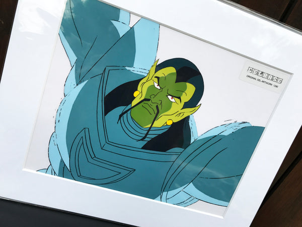 Iron-Man Original Animation Cel - no.1290