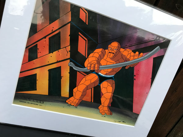 Fantastic Four Original Animation Cel - no.1149