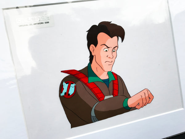 The 'Real' Ghostbusters Original Animation Cel - no.0099