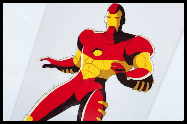 Iron-Man Original Animation Cel - no.1332