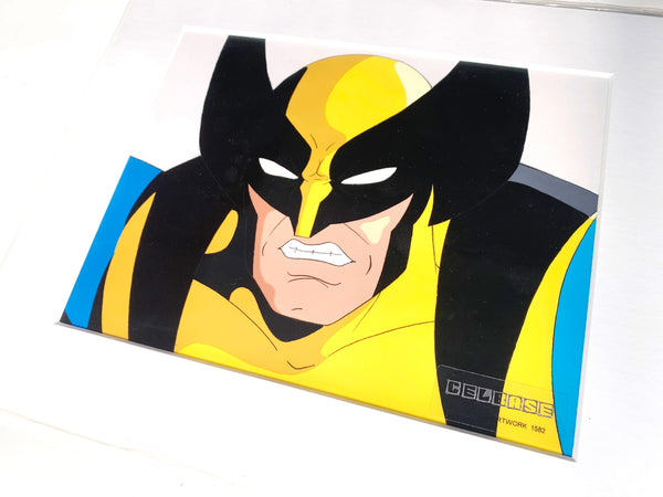 X-Men Original Animation Cel - no.1582