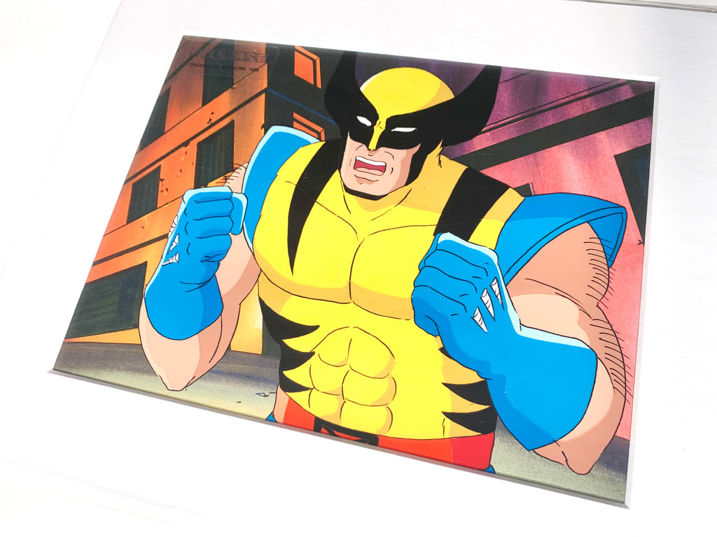 X-Men Original Animation Cel - no.1596