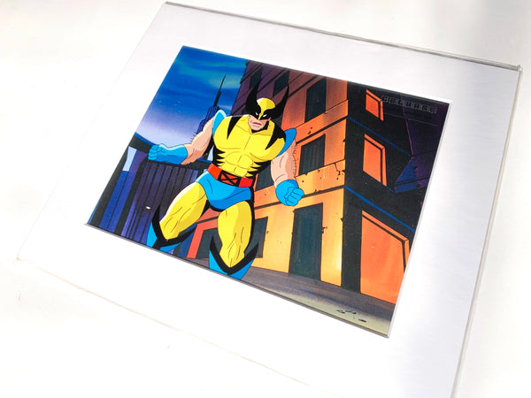 X-Men Original Animation Cel - no.1539