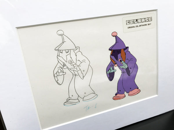 Star Wars 'Ewoks' Original Animation Cel - no.0817