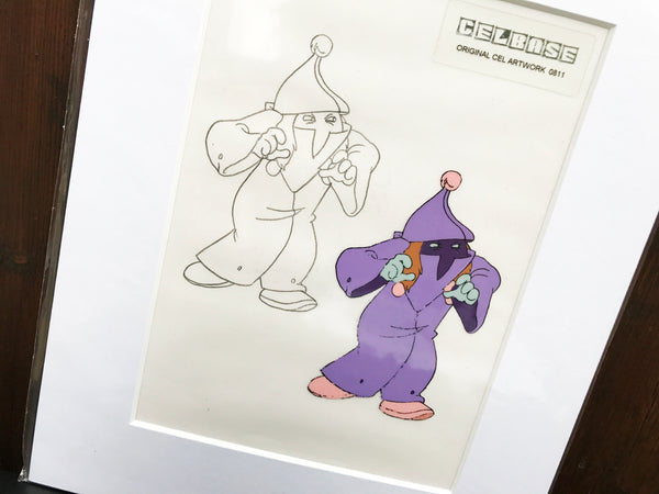 Star Wars 'Ewoks' Original Animation Cel - no.0811