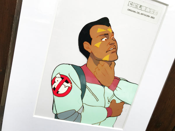 The 'Real' Ghostbusters Original Animation Cel - no.0503