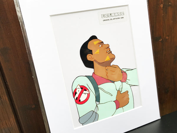 The 'Real' Ghostbusters Original Animation Cel - no.0499