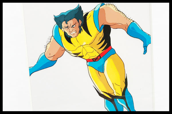 X-Men Original Animation Cel - no.1092