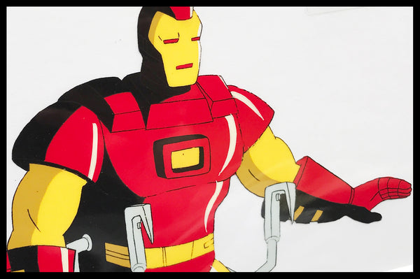 Iron-Man Original Animation Cel - no.1336