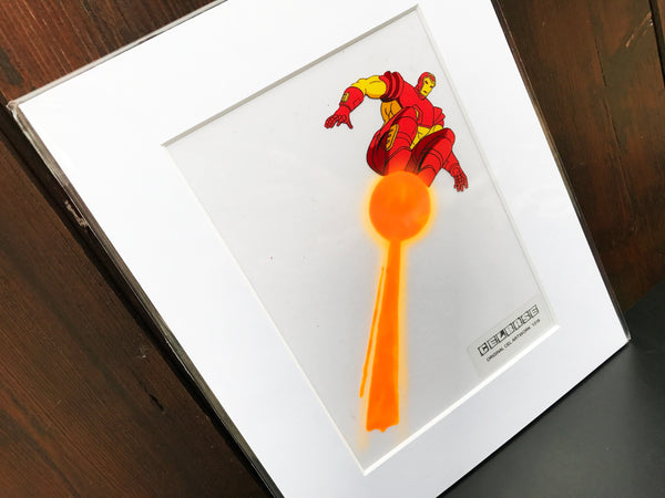 Iron-Man Original Animation Cel - no.1319