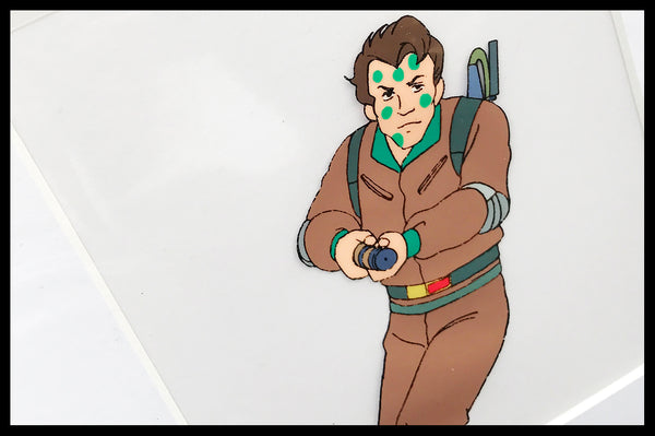 The 'Real' Ghostbusters Original Animation Cel - no.0578