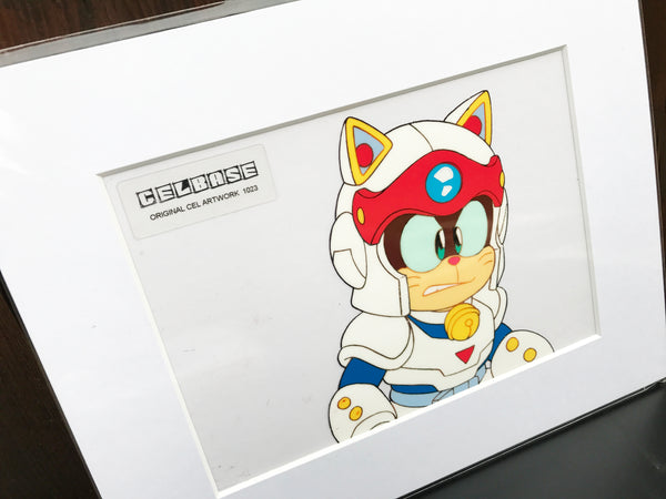 Samurai Pizza Cats Original Animation Cel - no.1023