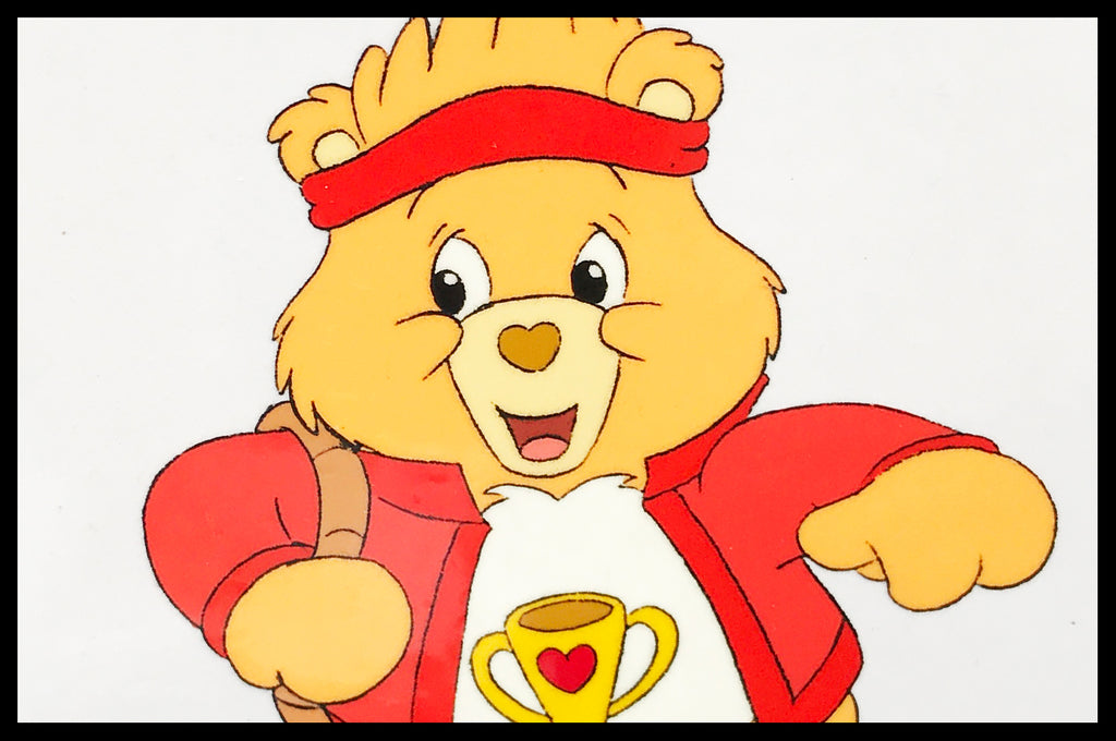Care Bears Original Animation Cel - no.0688