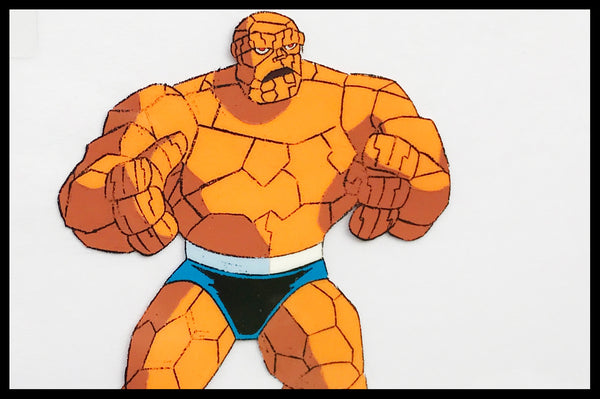 Fantastic Four Original Animation Cel - no.1361