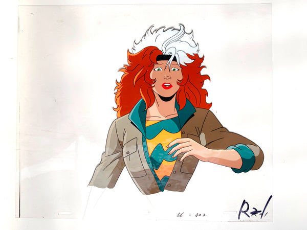 X-Men Original Animation Cel - no.1624
