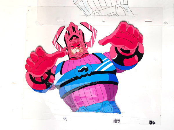 Fantastic Four Original Animation Cel - no.1618