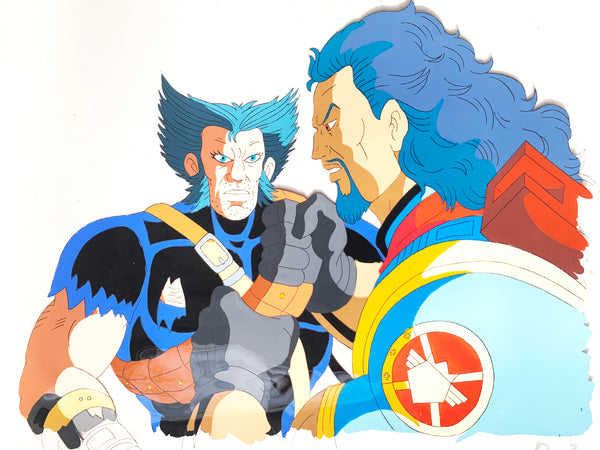 X-Men Original Animation Cel - no.1614