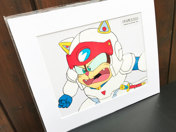 Samurai Pizza Cats Original Animation Cel - no.1009