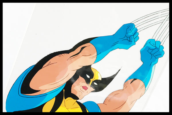 X-Men Original Animation Cel - no.1484
