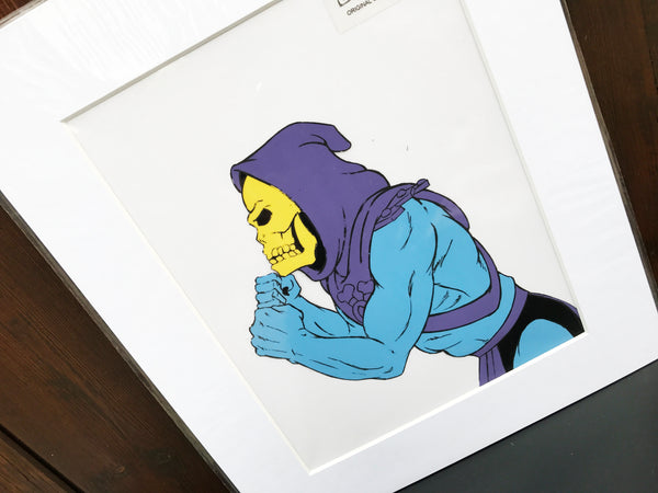 He-Man and the Master of the Universe Original Animation Cel - no.1039
