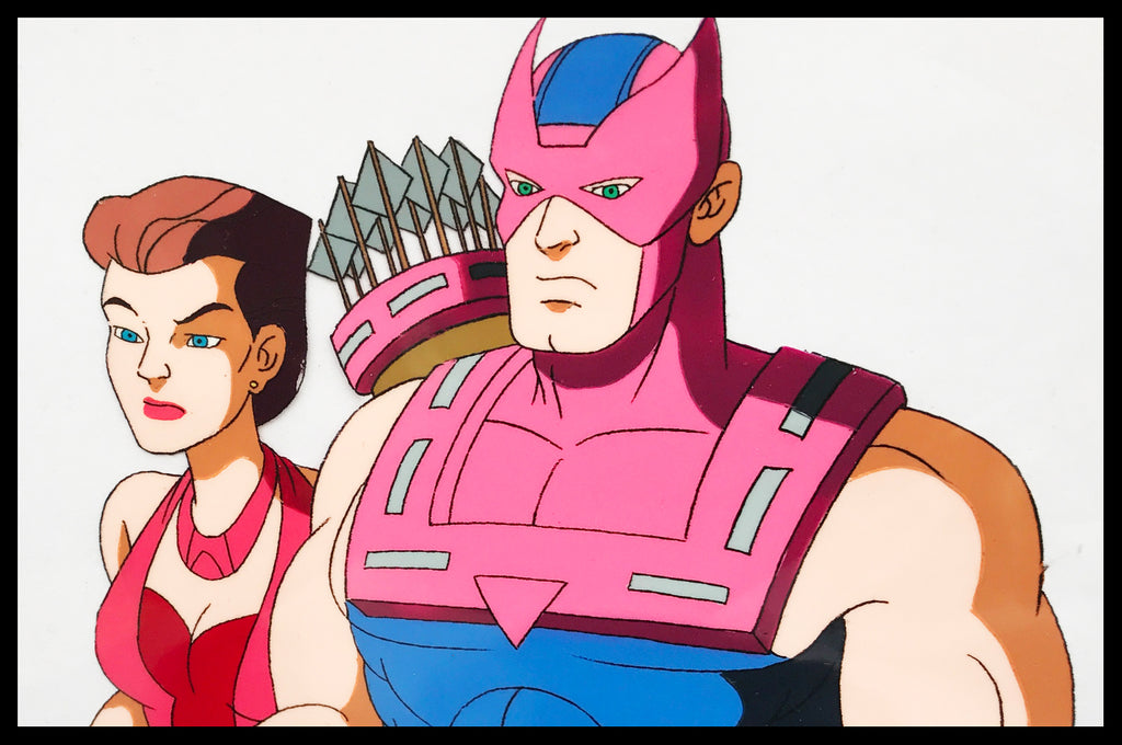 Iron-Man Original Animation Cel - no.1477