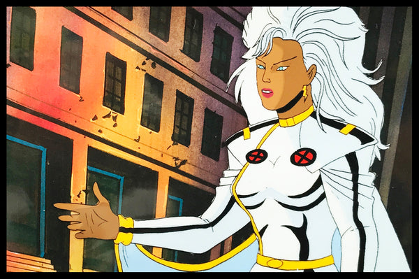 X-Men Original Animation Cel - no.1422