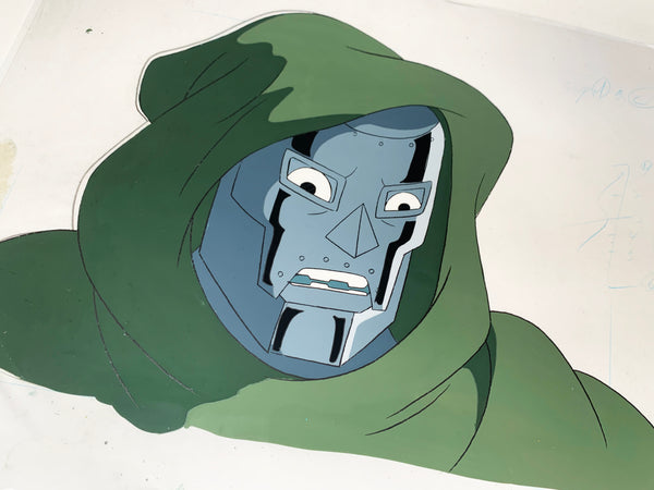 Fantastic Four Original Animation Cel - no.1702