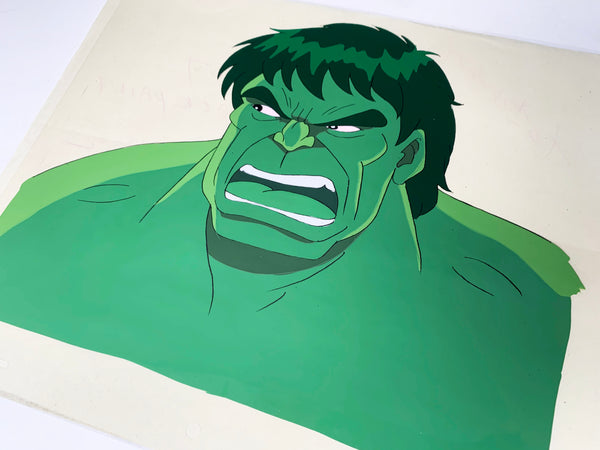 The Incredible Hulk Original Animation Cel - no.1695