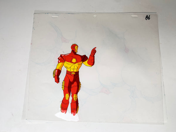 Iron-Man Original Animation Cel - no.1691