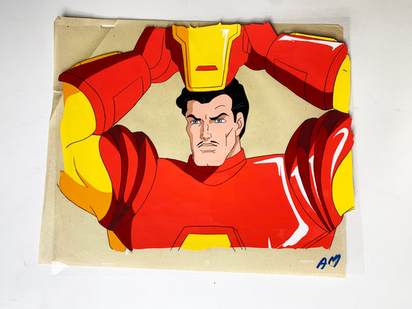 Iron-Man Original Animation Cel - no.1687