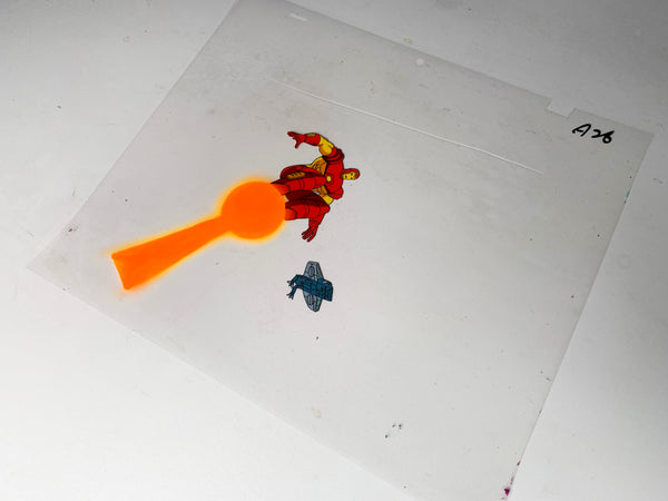 Iron-Man Original Animation Cel - no.1672