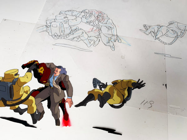 Iron-Man Original Animation Cel - no.1670