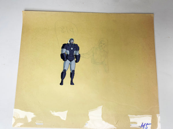 Iron-Man Original Animation Cel - no.1669
