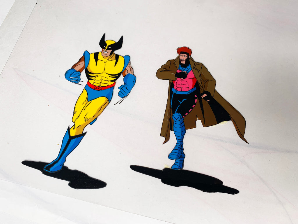 X-Men Original Animation Cel - no.1667