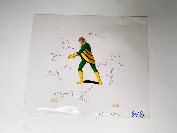X-Men Original Animation Cel - no.1664