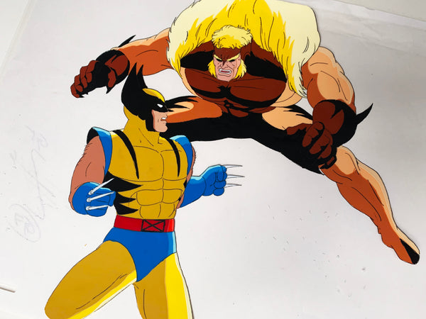 X-Men Original Animation Cel - SOLD