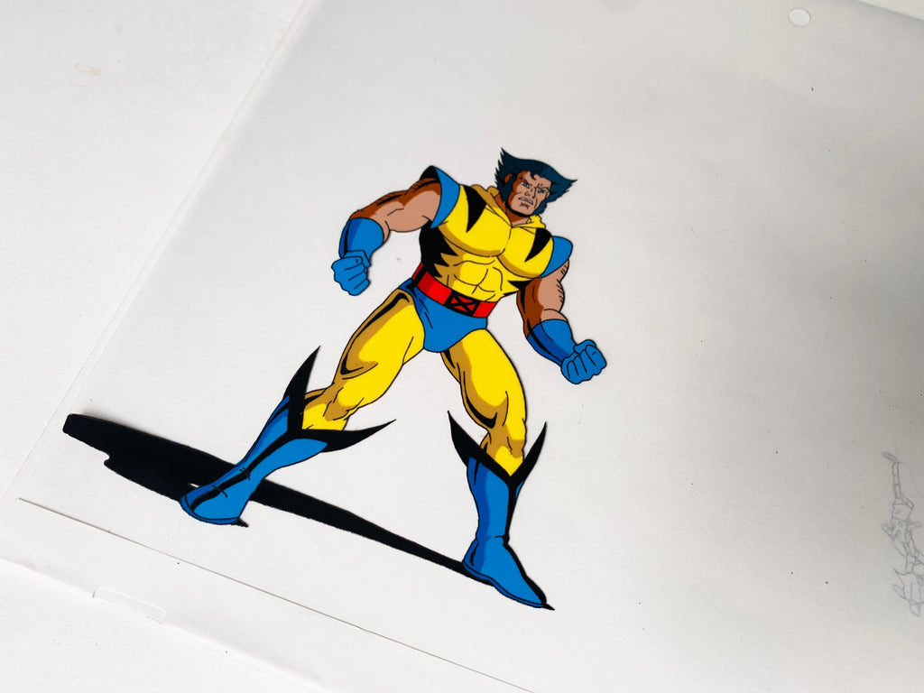 X-Men Original Animation Cel - no.1656