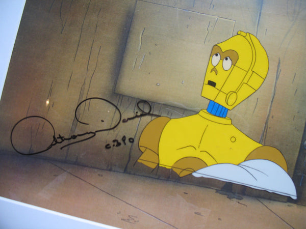 Star Wards 'Droids' Original Animation Cel - no.0002