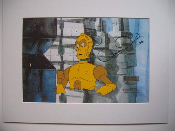 Star Wars 'Droids' Original Animation Cel - no.0040