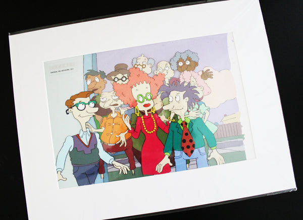 Rugrats Original Animation Cel - no.1511