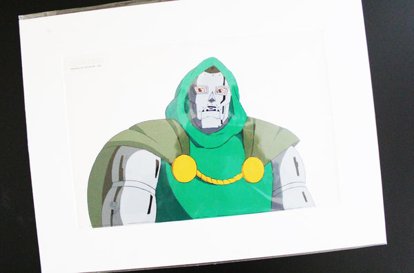 Fantastic Four Original Animation Cel - no.1389