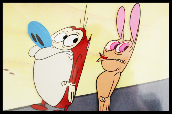 Ren & Stimpy Original Animation Cel - no.1470