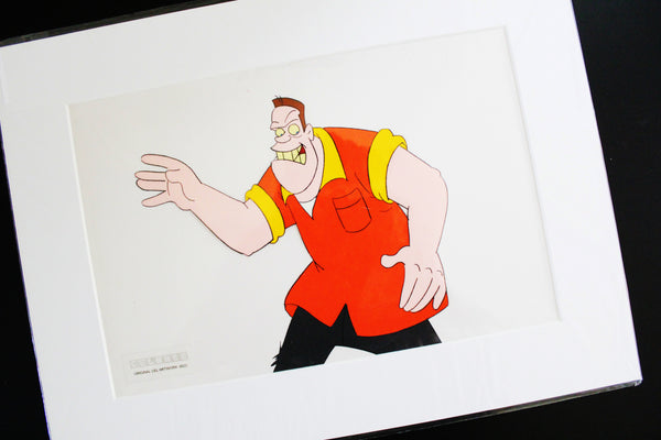 Back to the Future Original Animation Cel - no.0022