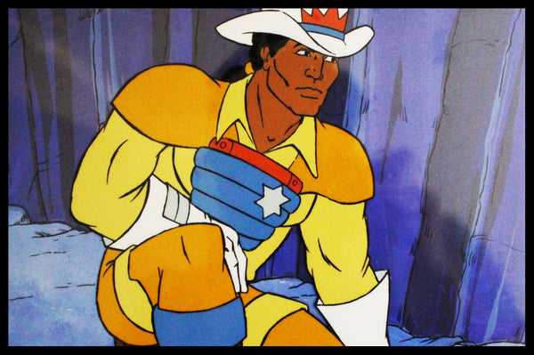 BraveStarr Original Animation Cel - no.0024