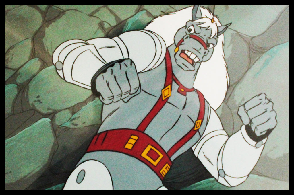 BraveStarr Original Animation Cel - no.0026