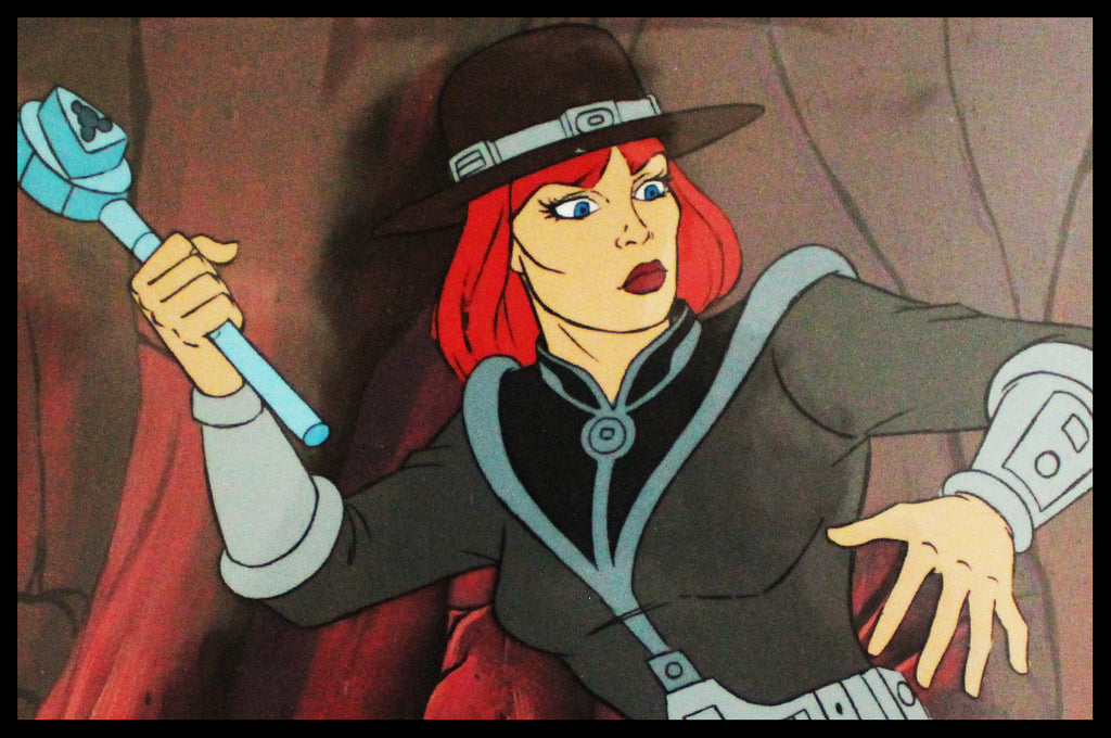 BraveStarr Original Animation Cel - no.0001