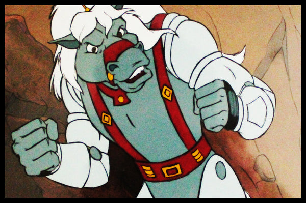 BraveStarr Original Animation Cel - no.0006