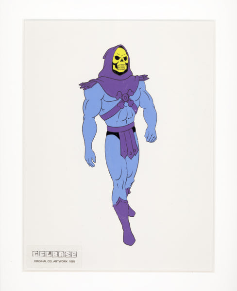 He-Man and the Master of the Universe Original Animation Cel - no.1065