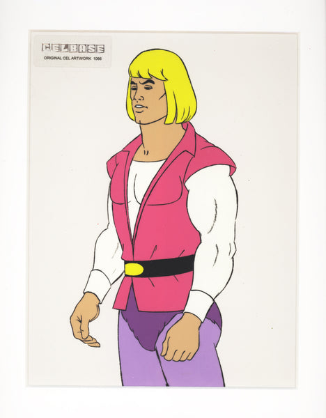 He-Man and the Master of the Universe Original Animation Cel - no.1066