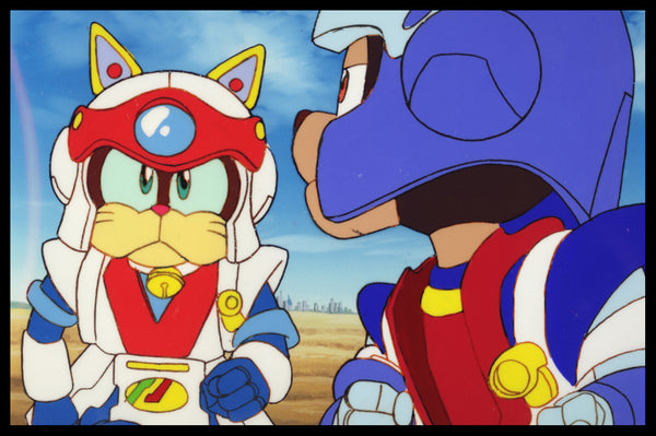 Samurai Pizza Cats Original Animation Cel - no.1002
